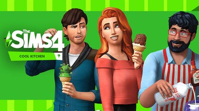 The Sims 4 Cool Kitchen Stuff Pack - DLC