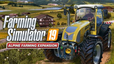 Farming Simulator 19 - Alpine Farming Expansion - DLC