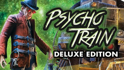 Mystery Masters: Psycho Train Deluxe Edition