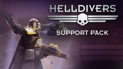 HELLDIVERS - Support Pack - DLC