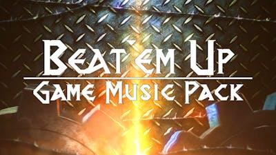 Beat'em Up Game Music Pack