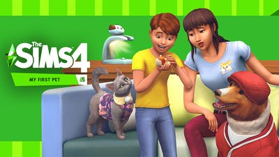 The Sims 4 My First Pet Stuff - DLC