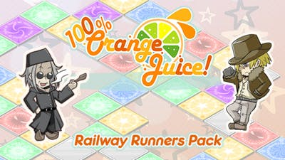 100% Orange Juice - Railway Runners Pack - DLC