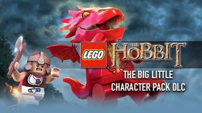 LEGO The Hobbit - The Big Little Character Pack DLC