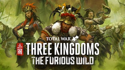 Total War: THREE KINGDOMS - The Furious Wild - DLC