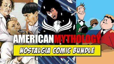 American Mythology Nostalgia Comic Bundle