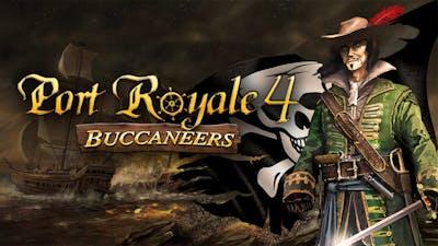 Port Royale 4 - Buccaneers - DLC