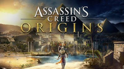 Assassin S Creed Origins Pc Uplay Game Fanatical
