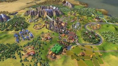 Sid Meier's Civilization VI Gold Edition + Gathering Storm | Fanatical