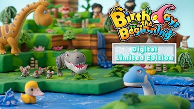 Birthdays the Beginning - Digital Limited Edition