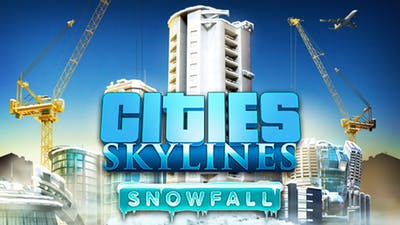 Cities: Skylines - Snowfall DLC