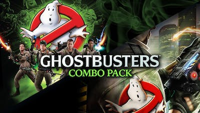 Ghostbusters Combo Pack