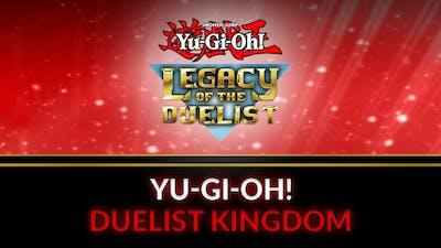 Yu-Gi-Oh! Duelist Kingdom - DLC