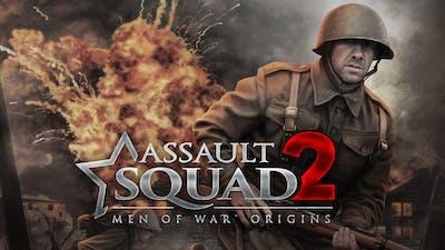 Assault Squad 2: Men of War Origins - DLC
