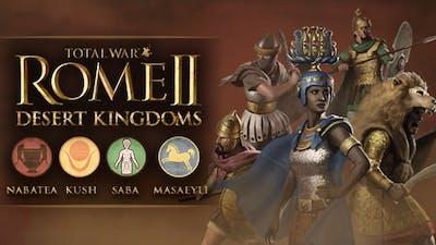 Total War: ROME II - Desert Kingdoms Culture Pack DLC