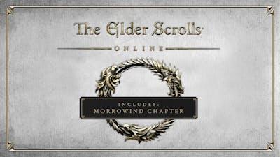 The Elder Scrolls Online - Morrowind | Mac PC Esonline Game | Fanatical