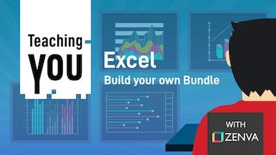 2 Excel Courses by Zenva Build Your Own Bundle