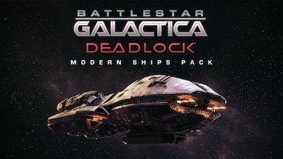 Battlestar Galactica Deadlock: Modern Ships Pack - DLC