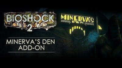 BioShock 2: Minerva's Den DLC