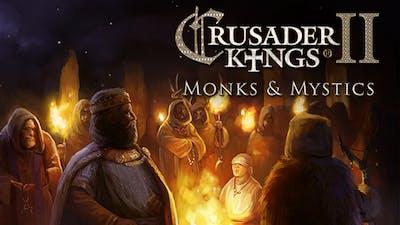 Crusader Kings II: Monks and Mystics DLC
