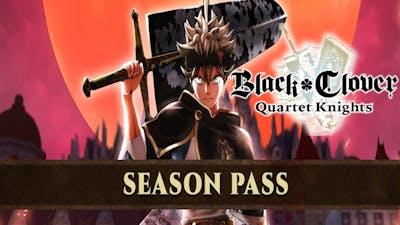 BLACK CLOVER: QUARTET KNIGHTS Season Pass - DLC