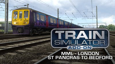 Train Simulator: Midland Main Line London-Bedford Route Add-On - DLC