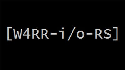 W4RR-i/o-RS