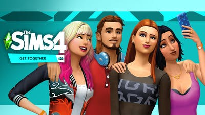 The Sims 4 Get Together - DLC