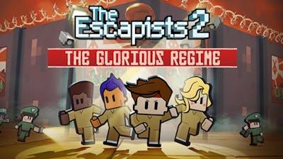 The Escapists 2 - Glorious Regime Prison DLC