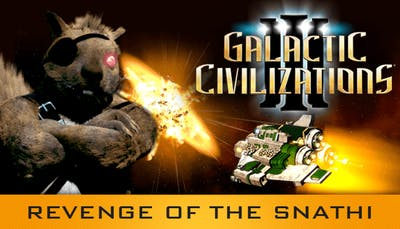 Galactic Civilizations III - Revenge of the Snathi DLC