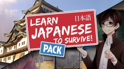 Learn Japanese Pack