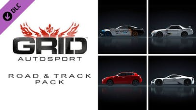 GRID Autosport - Road & Track Car Pack DLC | PC Steam