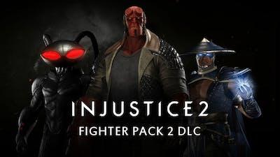 Injustice 2 - Fighter Pack 2 DLC