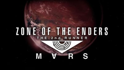 ZONE OF THE ENDERS THE 2nd RUNNER : M∀RS / アヌビス ゾーン・オブ・エンダーズ : マーズ