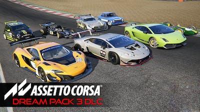 Assetto Corsa - Dream Pack 3 - DLC
