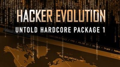 Hacker Evolution: Untold - Hardcore Package Part 1