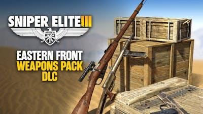 Sniper Elite 3 - Eastern Front Weapons Pack DLC