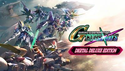 SD GUNDAM G GENERATION CROSS RAYS - Deluxe Edition