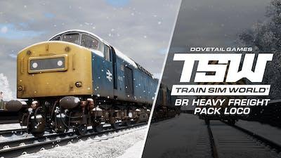 Train Sim World: BR Heavy Freight Pack Loco Add-On - DLC