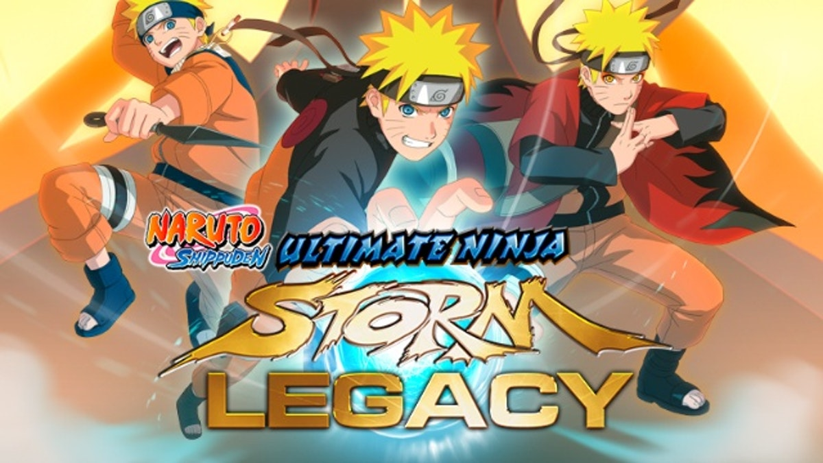 Naruto Shippuden Ultimate Ninja STORM Legacy | PC Steam Game