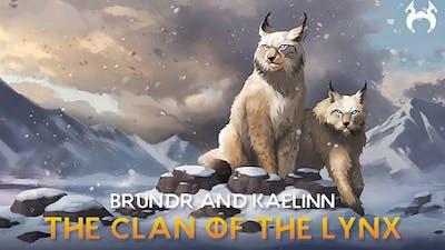 Northgard - Brundr & Kaelinn, Clan of the Lynx - DLC