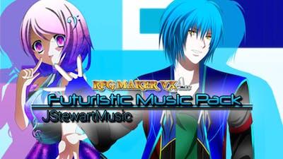 RPG Maker VX Ace: JSM Futuristic Music Pack