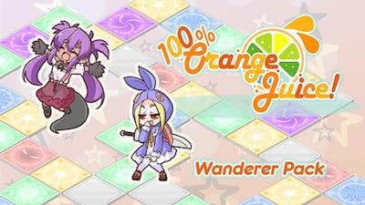 100% Orange Juice - Wanderer Pack - DLC