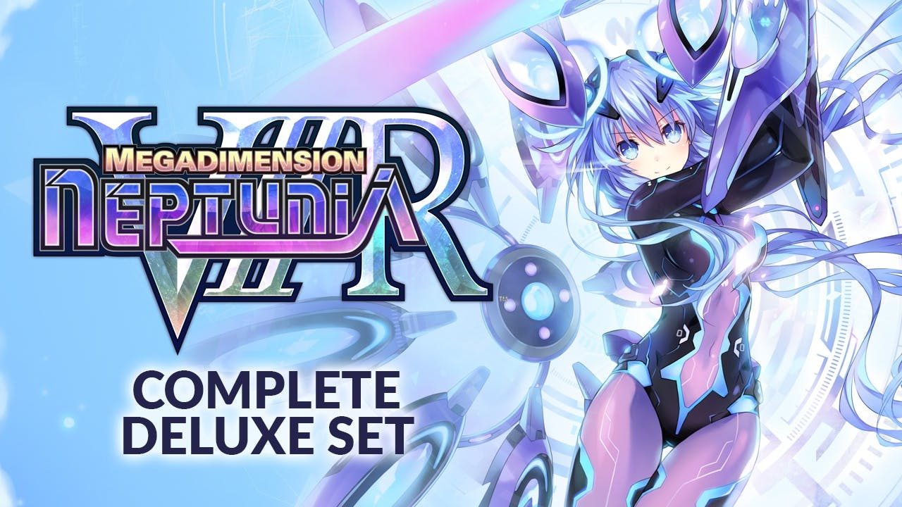 Megadimension Neptunia VIIR - Complete Deluxe Set