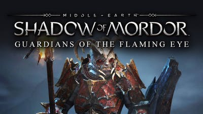 Middle-earth: Shadow of Mordor - Guardians of the Flaming Eye Exclusive Warband DLC