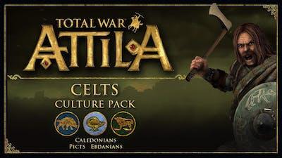 Total War: ATTILA - Celts Culture Pack DLC
