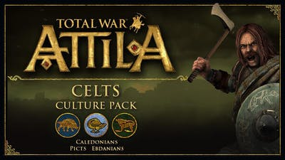 Total War: ATTILA - Celts Culture Pack DLC