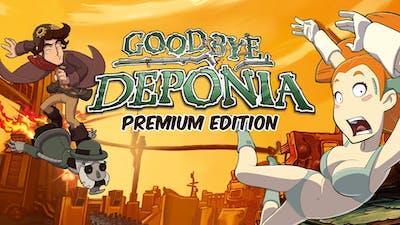 Goodbye Deponia: Premium Edition