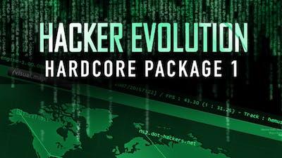 Hacker Evolution: Hardcore Package Part 1 DLC