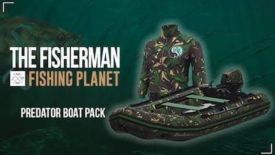 The Fisherman - Fishing Planet: Predator Boat Pack - DLC